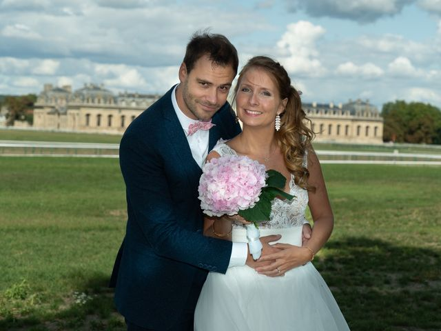 Le mariage de Vincent et Elodie à Chantilly, Oise 6