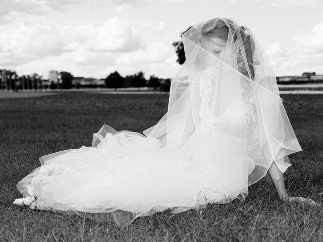 Le mariage de Vincent et Elodie à Chantilly, Oise 1