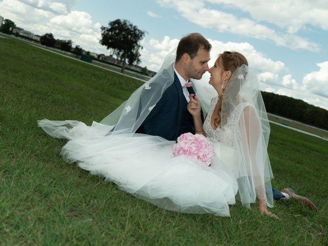 Le mariage de Vincent et Elodie à Chantilly, Oise 8