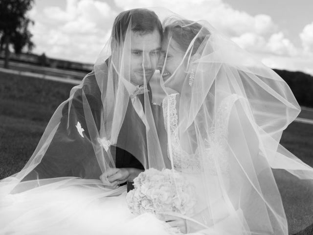Le mariage de Vincent et Elodie à Chantilly, Oise 9