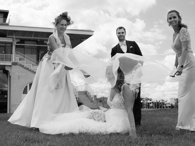 Le mariage de Vincent et Elodie à Chantilly, Oise 10