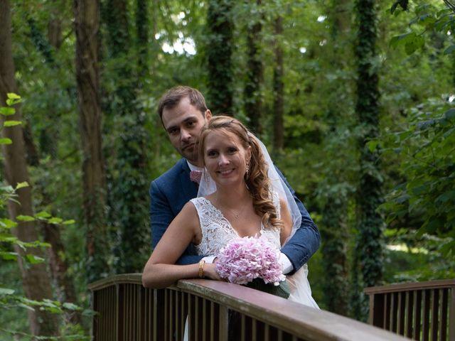 Le mariage de Vincent et Elodie à Chantilly, Oise 28