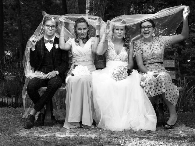 Le mariage de Vincent et Elodie à Chantilly, Oise 30
