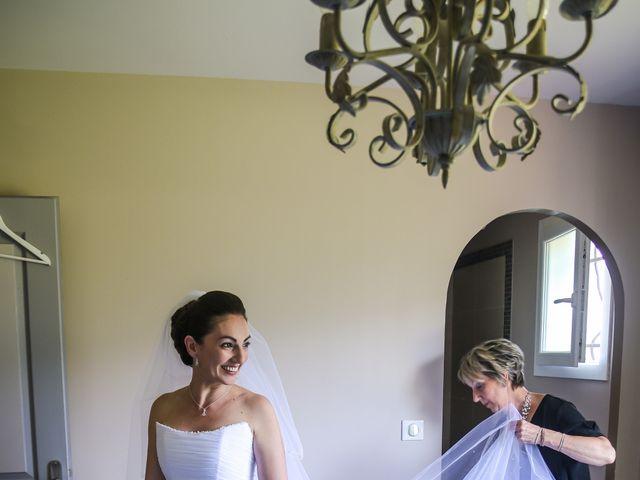 Le mariage de Laurent et Stéphanie à Tabre, Ariège 21