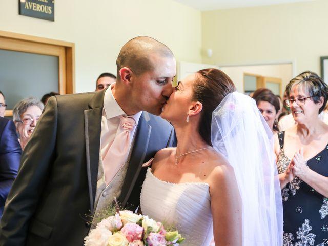 Le mariage de Laurent et Stéphanie à Tabre, Ariège 23