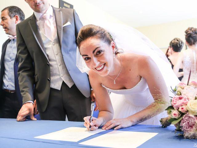 Le mariage de Laurent et Stéphanie à Tabre, Ariège 24