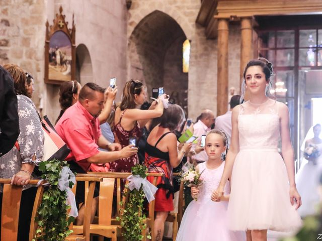 Le mariage de Laurent et Stéphanie à Tabre, Ariège 25