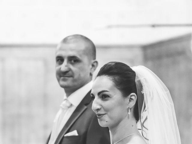 Le mariage de Laurent et Stéphanie à Tabre, Ariège 1