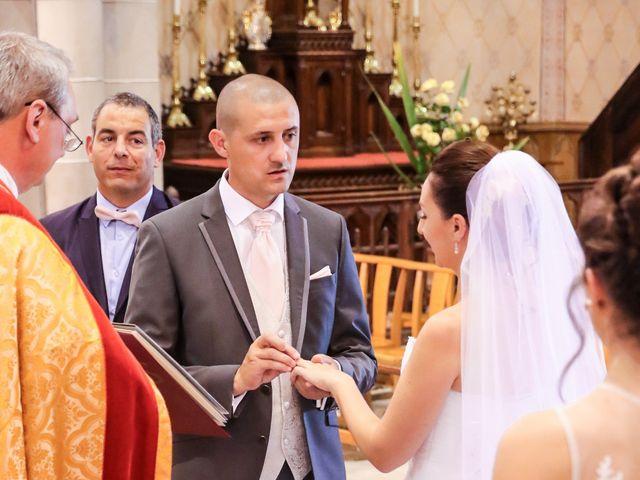 Le mariage de Laurent et Stéphanie à Tabre, Ariège 28