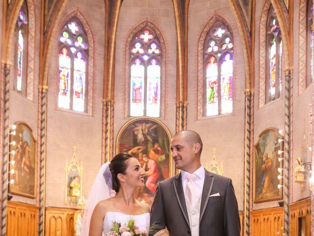 Le mariage de Laurent et Stéphanie à Tabre, Ariège 30