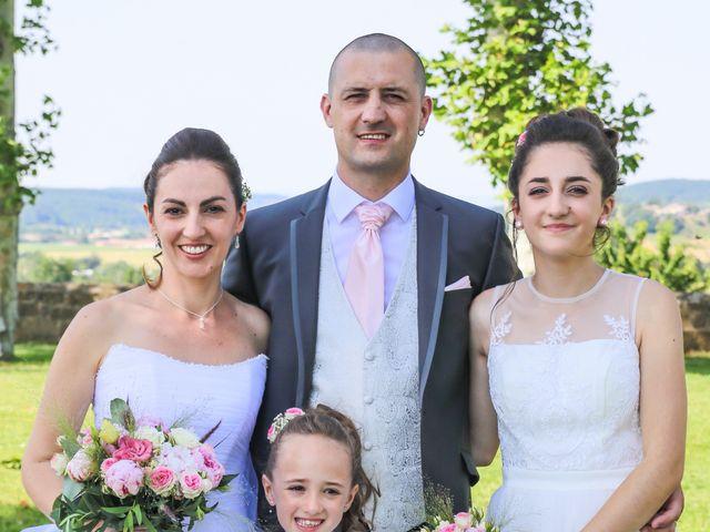 Le mariage de Laurent et Stéphanie à Tabre, Ariège 31