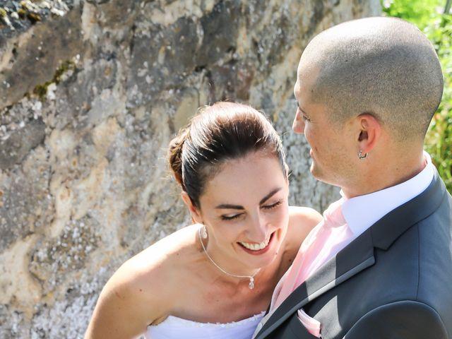 Le mariage de Laurent et Stéphanie à Tabre, Ariège 32