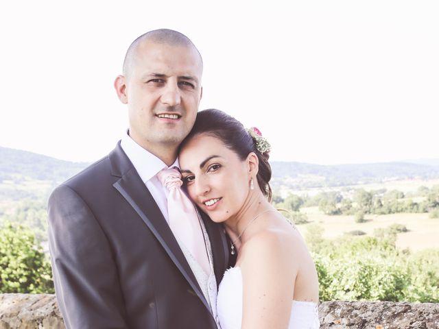 Le mariage de Laurent et Stéphanie à Tabre, Ariège 36