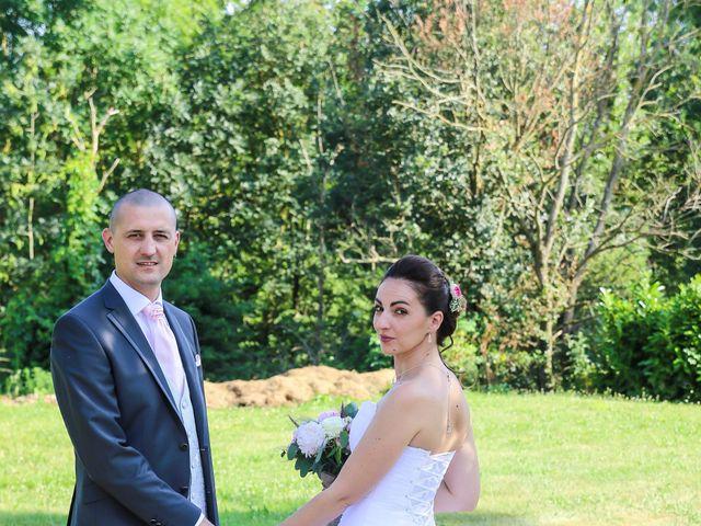 Le mariage de Laurent et Stéphanie à Tabre, Ariège 38