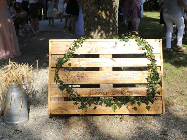 Le mariage de Laurent et Stéphanie à Tabre, Ariège 39