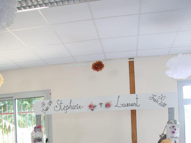 Le mariage de Laurent et Stéphanie à Tabre, Ariège 40