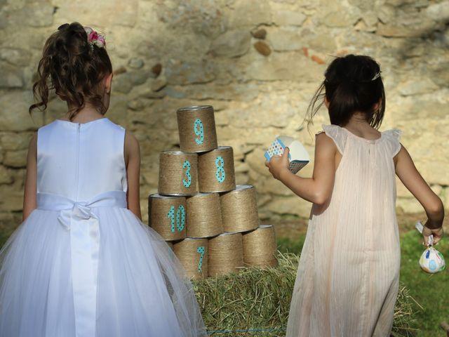 Le mariage de Laurent et Stéphanie à Tabre, Ariège 53