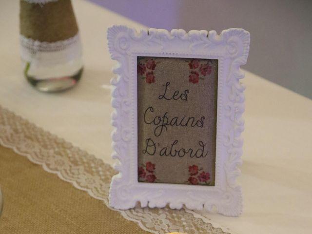 Le mariage de Laurent et Stéphanie à Tabre, Ariège 62