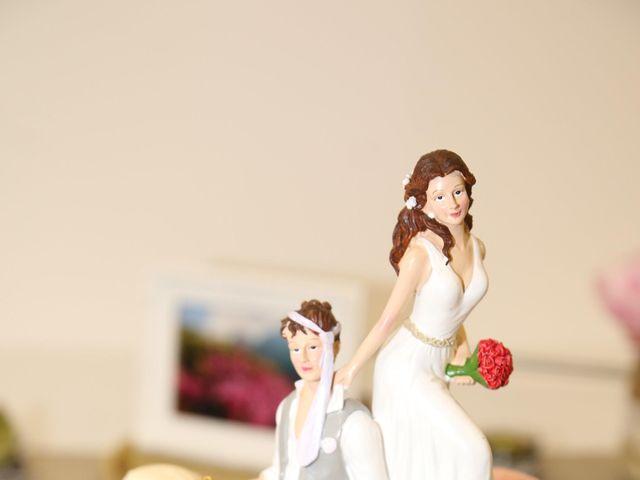Le mariage de Laurent et Stéphanie à Tabre, Ariège 67
