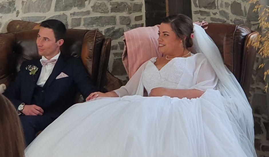 Le mariage de Vincent  et Pauline à Tresboeuf, Ille et Vilaine