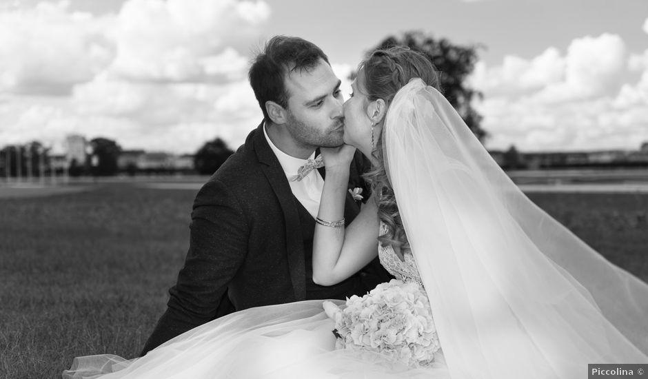 Le mariage de Vincent et Elodie à Chantilly, Oise