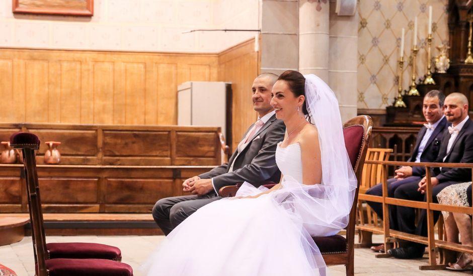 Le mariage de Laurent et Stéphanie à Tabre, Ariège
