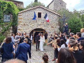 Le mariage de Marine et Julien 1