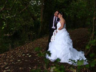 Le mariage de Myriam  et Marty