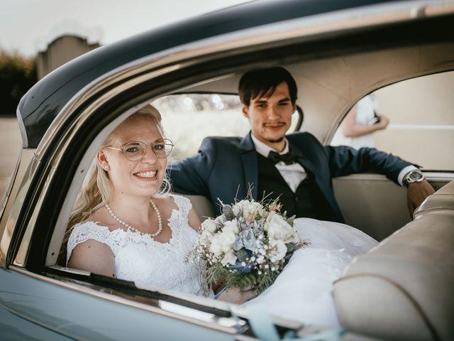 Le mariage de Alexandre et Annabelle à Mimbaste, Landes 4