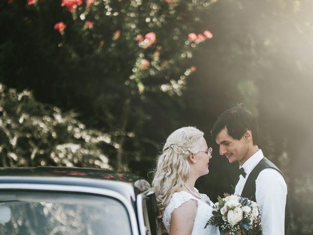 Le mariage de Alexandre et Annabelle à Mimbaste, Landes 8