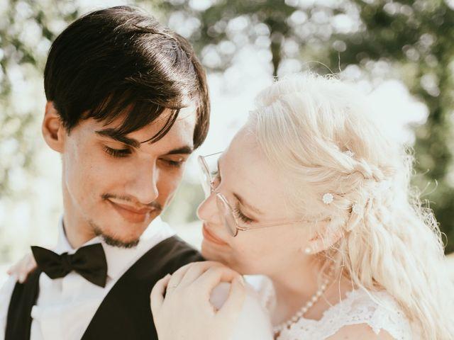 Le mariage de Alexandre et Annabelle à Mimbaste, Landes 2