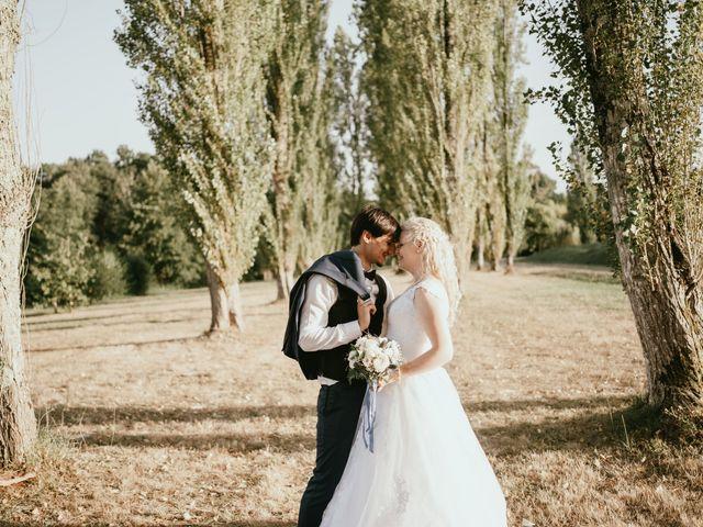 Le mariage de Alexandre et Annabelle à Mimbaste, Landes 12