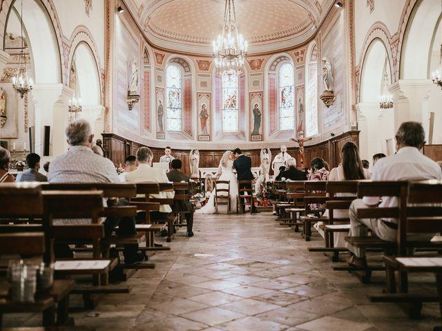 Le mariage de Alexandre et Annabelle à Mimbaste, Landes 16