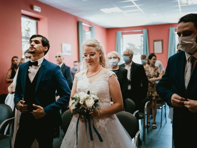 Le mariage de Alexandre et Annabelle à Mimbaste, Landes 19