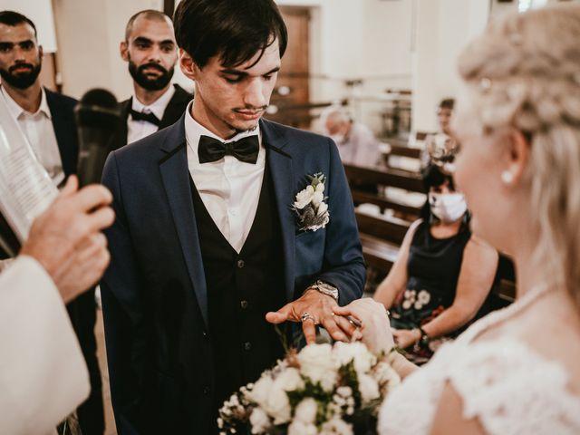 Le mariage de Alexandre et Annabelle à Mimbaste, Landes 20
