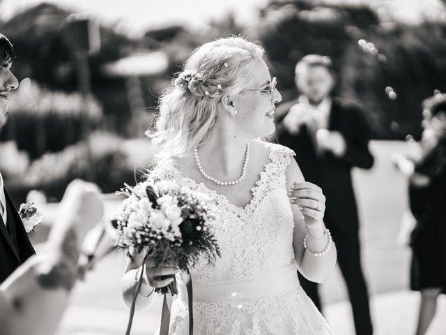 Le mariage de Alexandre et Annabelle à Mimbaste, Landes 22