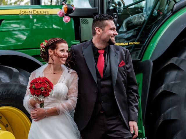 Le mariage de Julien et Hélène à Basse-Goulaine, Loire Atlantique 14