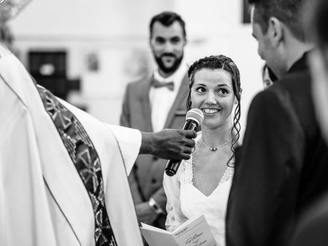 Le mariage de Julien et Hélène à Basse-Goulaine, Loire Atlantique 20