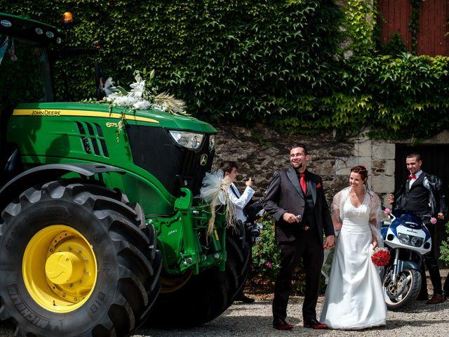 Le mariage de Julien et Hélène à Basse-Goulaine, Loire Atlantique 33