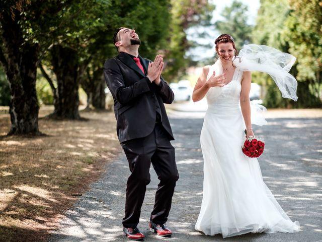 Le mariage de Julien et Hélène à Basse-Goulaine, Loire Atlantique 42