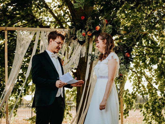 Le mariage de Romain et Camille à Seclin, Nord 47