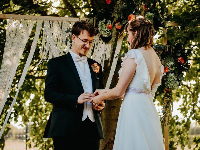 Le mariage de Romain et Camille à Seclin, Nord 54