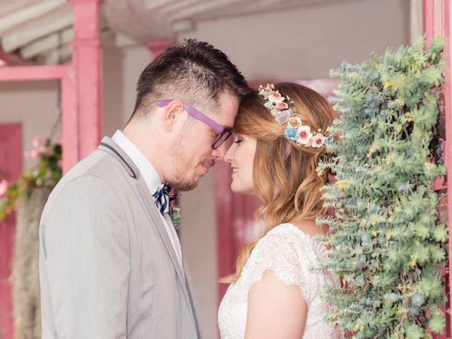 Le mariage de Sandra et Juan José