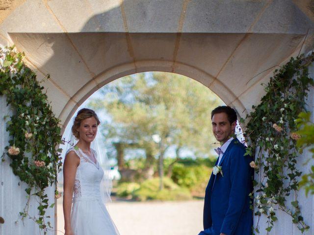 Le mariage de Ségolène et Benoit