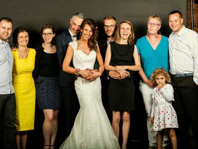 Le mariage de Bertrand et Ludivine à Halluin, Nord 47