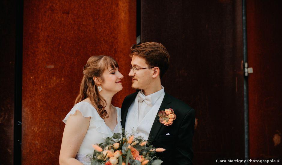 Le mariage de Romain et Camille à Seclin, Nord