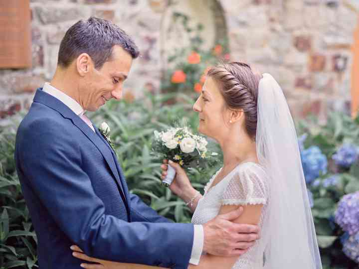 Le mariage de Mélina et Fabrice