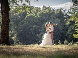 Le mariage de Christelle et Martial
