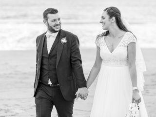 Le mariage de Aurélia et Jean-Christophe