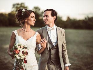 Le mariage de Cécile et Briac